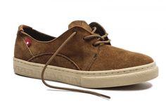 Fair trade shoe factory in ethiopia!!  Mocha Suede