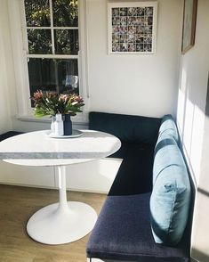 Thank you to our client, Kym for sending a photo of her recently completed cushions. She says that this sunny spot in her home has become…