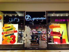 Negozi Zgeneration nel Centro Commerciale Carmagnola - Bennet