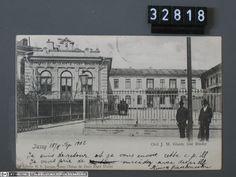 Iasi - Hotel JM Glantz fost Binder  - 1902