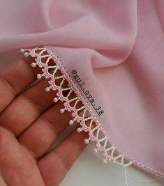 İncili oya sevenlere gelsin Dee arkadaşımın oya modeli ve bi… Dee modelo de punta de aguja de mi amigo y un … – Mi amigo # de a que # Crochet Lace Edging, Crochet Borders, Cotton Crochet, Crochet Trim, Bead Crochet, Crochet Flowers, Crochet Stitches, Filet Crochet, Knitting Blogs