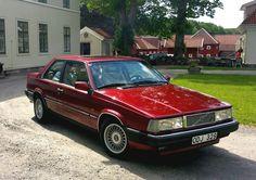 Volvo 780 Bertone V6 -90