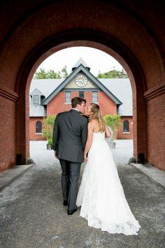 Shelburne Farms Vermont Wedding: