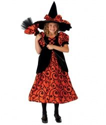 Ready For Halloween Trick or Treat Witch . New Trick or Treat Witch Orange & Black Dress and Hat Kids Halloween Costume Witch Costumes, Mardi Gras Costumes, Girl Costumes, Halloween Costumes, Costume Shop, Costume Dress, Redneck Costume, Morris Costumes, Witch Dress