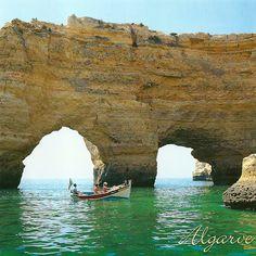 Portugal - Algarve, Praia da Marinha