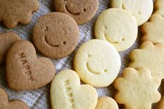 簡単★サクッと♪基本の型抜きクッキー レシピ・作り方 by 田んぼイネ 【クックパッド】 Cute Cookies, Something Sweet, Cute Food, How To Make Cake, Bread Recipes, Deserts, Favorite Recipes, Sweets, Meals