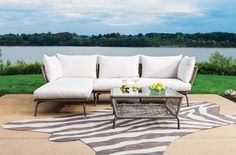 Soho Collection, Outdoor Furniture, Lloyd Flanders