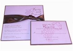Winery Wedding Invitations | Eco-Friendly Wedding Invitation Vineyard Wedding Invitation