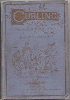 one of the earliest. Curling Stone, Vintage Curls, Raptors, Read Books, Book Covers, Scotland, Rain, Outfit, Awesome