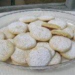 Key Lime Cookies I