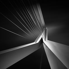 Black and White fine art photography and long exposure photography from Joel Tjintjelaar