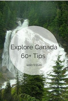 Part of our 32 Tips series, this article actually offers 60 tips to help you Solo Travel Canada. Enjoy the tips and our country! Quebec, Montreal, Banff, British Columbia, Solo Travel, Travel Tips, Canada Winter, Places To Travel, Places To See
