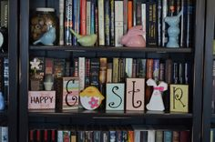 Easter Decor - Finding Your Joy in the Journey