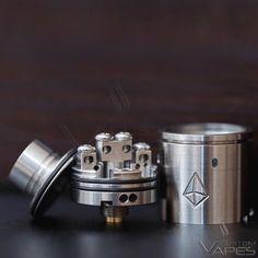 Chrysalis RDA By AetherTech - Custom Vapes UK
