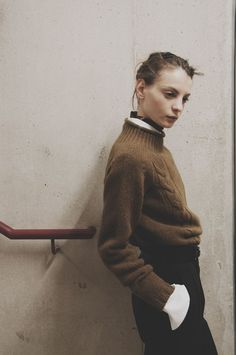 Margaret Howell AW15 Dazed Womenswear
