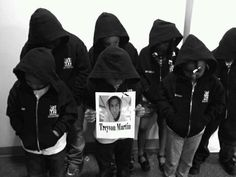 """From Shiba Hill Via the FB """"Justice for Trayvon Martin"""" Page"""