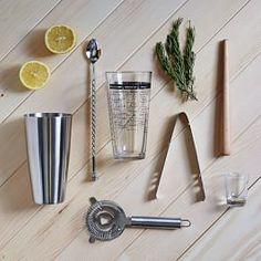 Mixology 7-Pc. Barware Set
