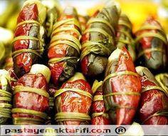 Patlıcan Turşusu resimli yemek tarifi, Komposto, Reçel, İçecekler tarifleri