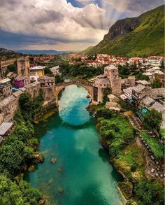 My next destination 😍  I'm delighted to have been invited by @flybosniauk with @mypuretrip on an exclusive trip to Bosnia and Herzegovina…