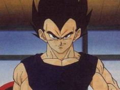 Vegeta,  This came as a surprise for me. Never really expected it. (Although I'm glad it's a male character, I have long been dissappointed by the anime portrayals of female- weak, boring and damsel in distress)