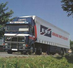 Big Rig Trucks, Old Trucks, Old Lorries, Commercial Vehicle, Vintage Trucks, Classic Trucks, Buses, Diving, British