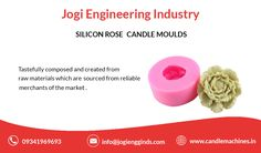 Jogi Engineering industries, Is the supplier of Candle moulds, Chalk moulds & Camphor making machines. We export silicon moulds, birthday & Metal Candle moulds Candle Making Machine, Rose Candle, Candle Molds, Raw Materials, Engineering, Industrial, Plastic, Candles, Raw Material