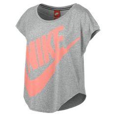 Nike Freestyler Logo Short-Sleeve Women's Top