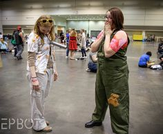 TOO SOON! [EPBOT: MegaCon 2015: The Best Cosplay, Pt 3]