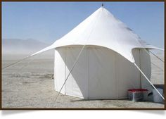 Desert Tent - the PERFECT tent for Burning Man