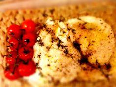 Post image for Recept: Kip met tijm, honing en citroen