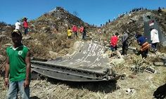 12/18/2016 - Indonesia military transport plane crashes in Papua, killing 13