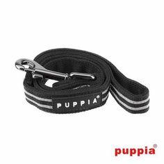 Smart Dog Leash by Puppia - Black