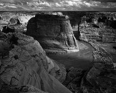 Canyon de Chelly by Ansel Adams