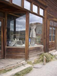 Bodie, California (abandoned mining town)