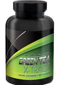 Advanta Supplements Green Tea Extract with Maximum Potency EGCG for Increased Metabolism Pure Green Tea, Green Tea Benefits, Green Tea Extract, Weight Loss Supplements, Vitamin C, Metabolism, Health Fitness, Nutrition, Good Things