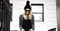 Téli outfitek kötött sapival A galériában 21 outfitet találsz, amiket a kötött sapka - a beanie - tesz teljessé! -> http://www.fashionfave.com/teli-outfitek-kotott-sapival#utm_source=pinterest&utm_medium=pinterest&utm_campaign=pinterest