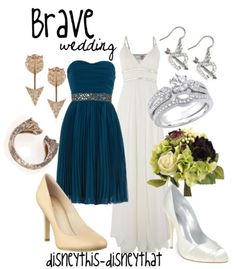 Brave Wedding Outfits