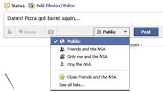 Share with friends and NSA, only me and the NSA, only the NSA? - Imgur