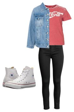 """""""Untitled #12"""" by ivylai07 on Polyvore featuring Steve J & Yoni P and Converse"""