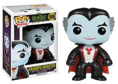 The Munsters - Grandpa Munster Pop! The Munsters are back with these awesome Pop! Collect all of the key members of the beloved spooky family from the 1964 television program. The Munsters, Munsters Grandpa, Toy Art, Vinyl Toys, Funko Pop Vinyl, Hades, Legos, Vinyl Figures, Action Figures
