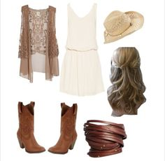 country girl fashion | Country Girl | Fashion....