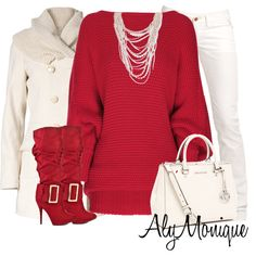 by alysfashionsets on Polyvore...just perfect!!! Only with lower heels on the boots of course!
