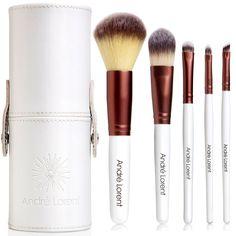 Andre Lorent cruelty-free vegan make-up brush set