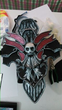 Gabriel Belmont Dracula Belt from Castlevania Lords of shadows 2