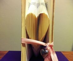 Folded Book Art - Best & most clear Tutorial available. Best instructions I've found. Easy to understand.