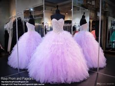 Beautiful Lavender Quinceanera Dresses Sweetheart Corset Crystals Pearls Ruffles Tulle 2017 Custom Made Debutantes Sweet 16 Prom Party Gowns Quinceanera Dresses Cheap Prom Dresses Online with 154.55/Piece on Sweet-life's Store | DHgate.com