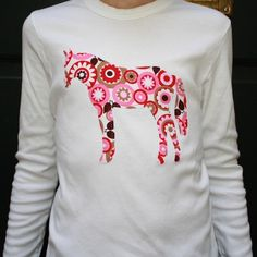 got a little girl who loves horses.... must make this