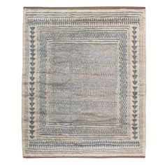 Vintage Persian Gabbeh Rug | From a unique collection of antique and modern persian rugs at https://www.1stdibs.com/furniture/rugs-carpets/persian-rugs/