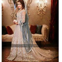 Latest Beautiful Walima Bridal Dresses Collection for Weddings Pakistani Wedding Outfits, Bridal Outfits, Pakistani Dresses, Wedding Attire, Wedding Wear, Wedding Ring, Simple Dresses, Nice Dresses, Awesome Dresses