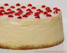 Dulces bocados: New York cheesecake